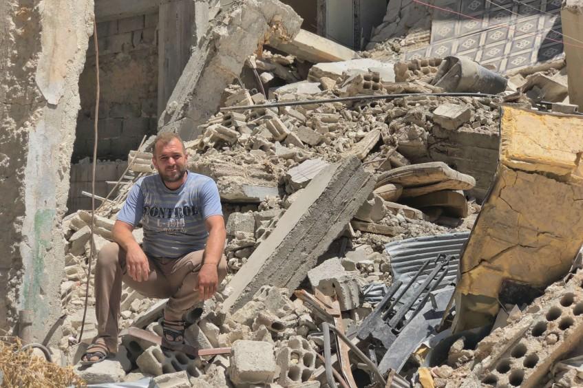 الغوطة الشرقية: احتياجات هائلة وتعافٍ بطيء