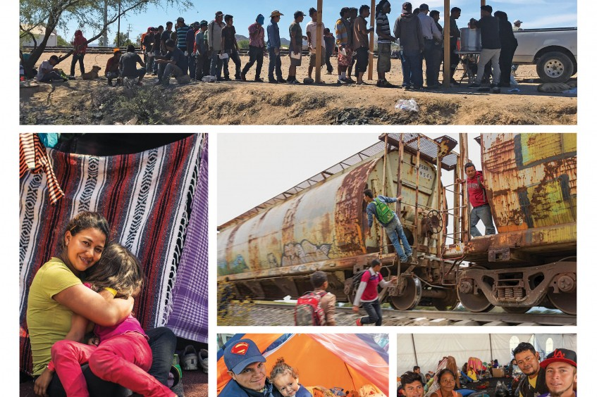 Concurso de fotografía: La migración en el Valle de México