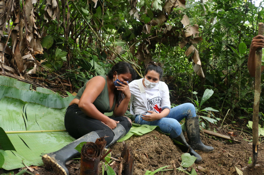 Personas desaparecidas en Colombia