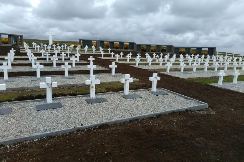 Ilhas Malvinas (Falklands): começa hoje a identificação forense de soldados argentinos caídos