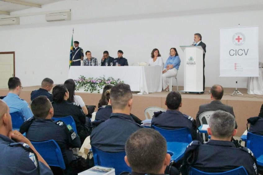 Brasil: Guarda Municipal de Fortaleza recebe formação em Direitos Humanos