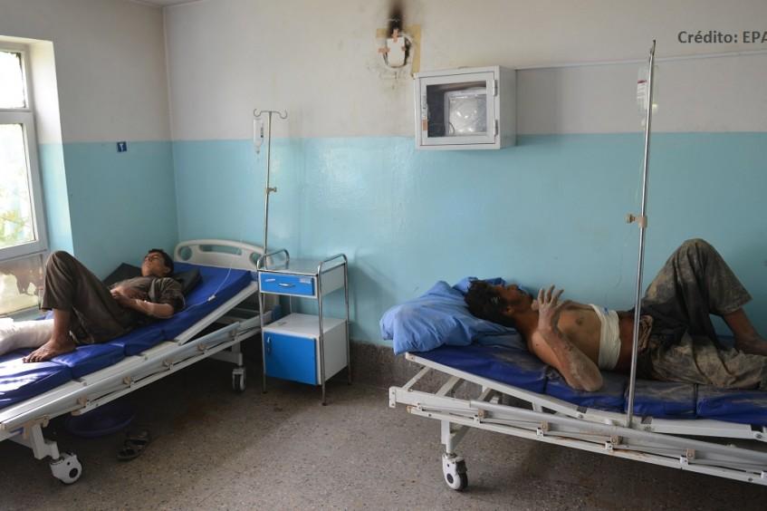 Afganistán: combustible, medicamentos y agua potable para el hospital provincial de Ghazni