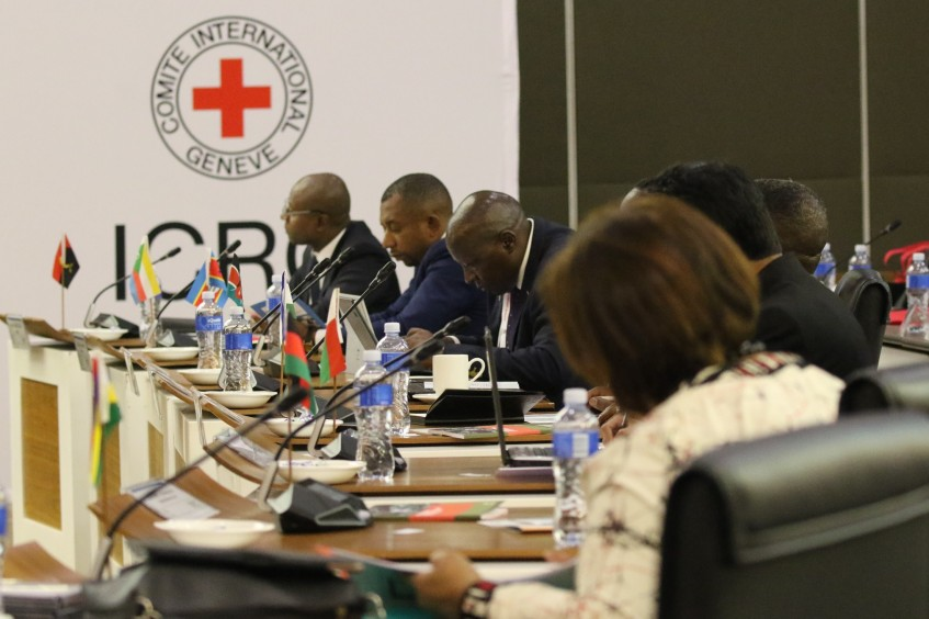 Joint statement by the Republic of South Africa and the ICRC on International Humanitarian Law