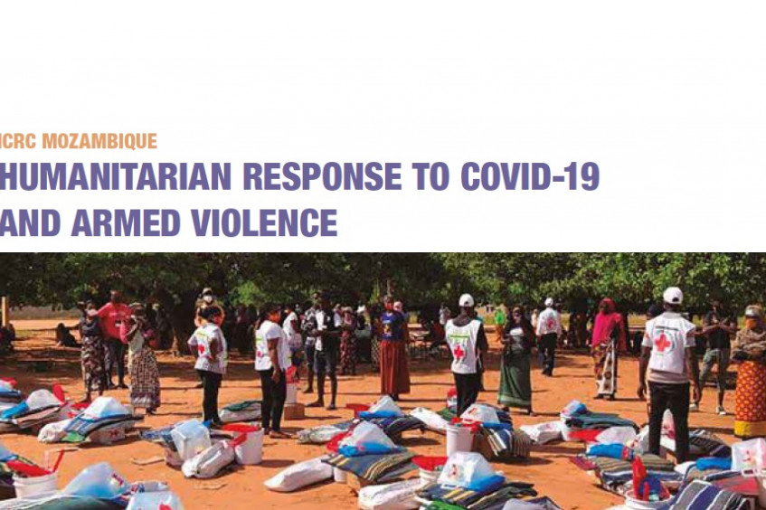 Humanitarian response to COVID-19 in Mozambique