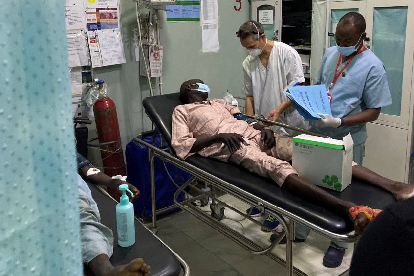 Nigeria: 17 wounded people evacuated and treated by surgical team after two attacks