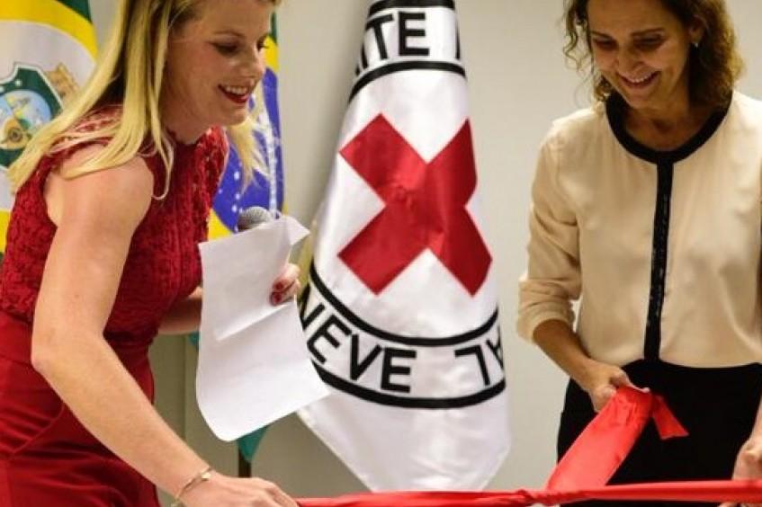Brasil:  Escritório em Fortaleza amplia ação humanitária do CICV