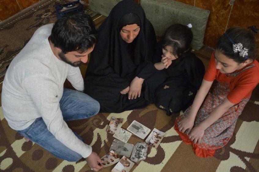 مكتب رئيس الوزراء واللجنة الدوليّة للصليب الأحمر يسلّطان الأضواء على محنة المفقودين وعوائلهِم في العراق