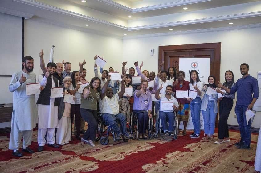 Jordan: Recognising the importance of career development for people with physical disabilities