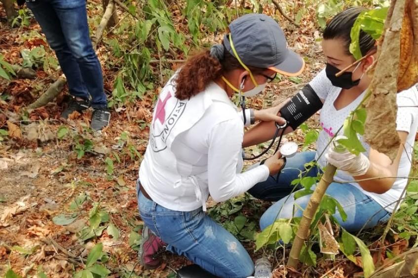 Colombia: liberación de una civil en Arauca