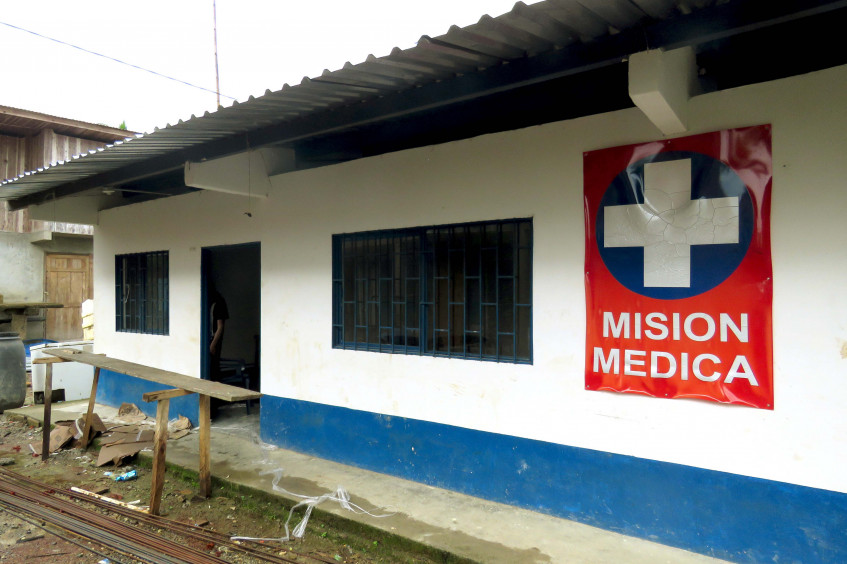 Health services deal with a pandemic and violence in Colombia