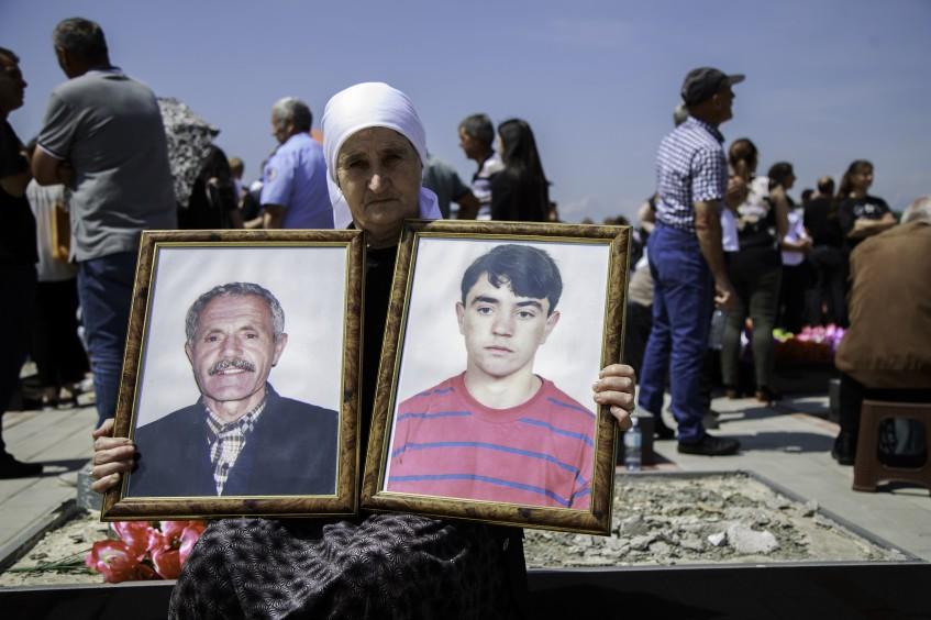 قضية المفقودين ستظل أولًا وأخيرًا قضية إنسانية