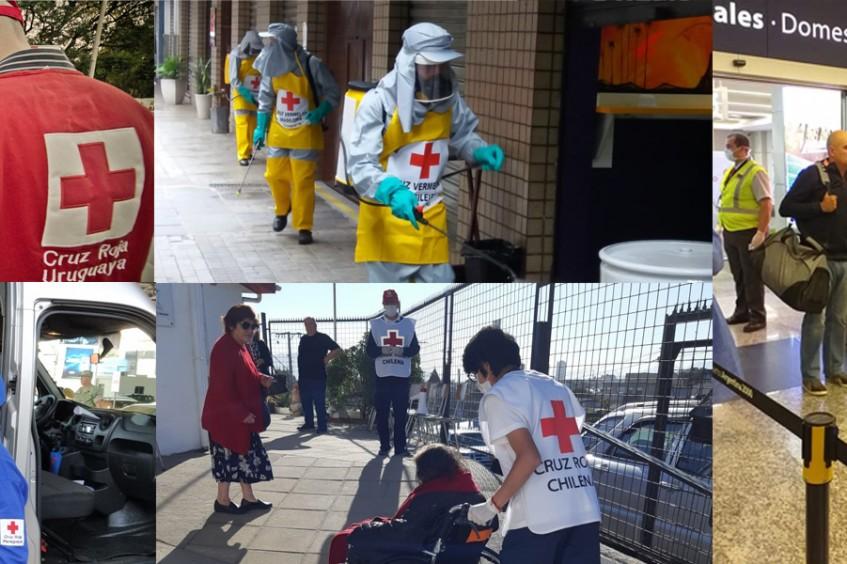 Dia da Cruz Vermelha: homenagem aos voluntários em meio à pandemia