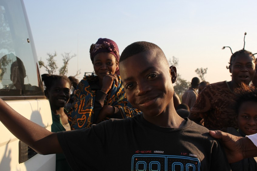 Angola/DRC: The unacompanied children of Lóvua Refugee Camp share their stories