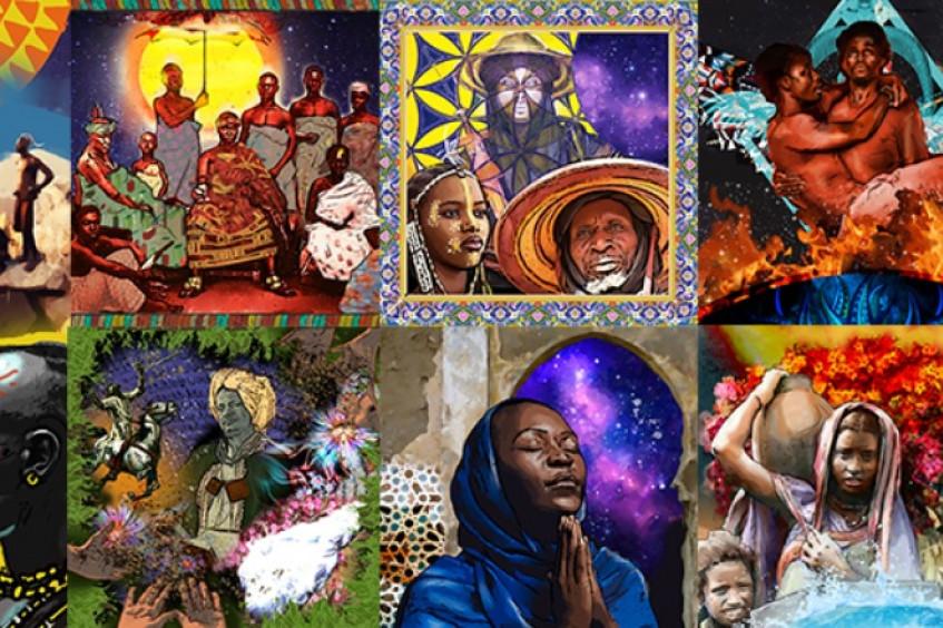 Valores africanos na guerra: Uma ferramenta sobre costumes tradicionais e DIH