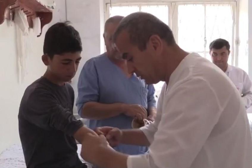Learning from scratch in Tajikistan