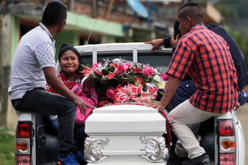 Viver sem medo, uma dívida pendente na Colômbia