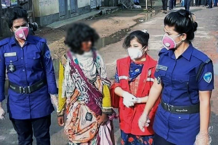 孟加拉国:在新冠肺炎疫情的阴影下,重聚家庭感受到希望