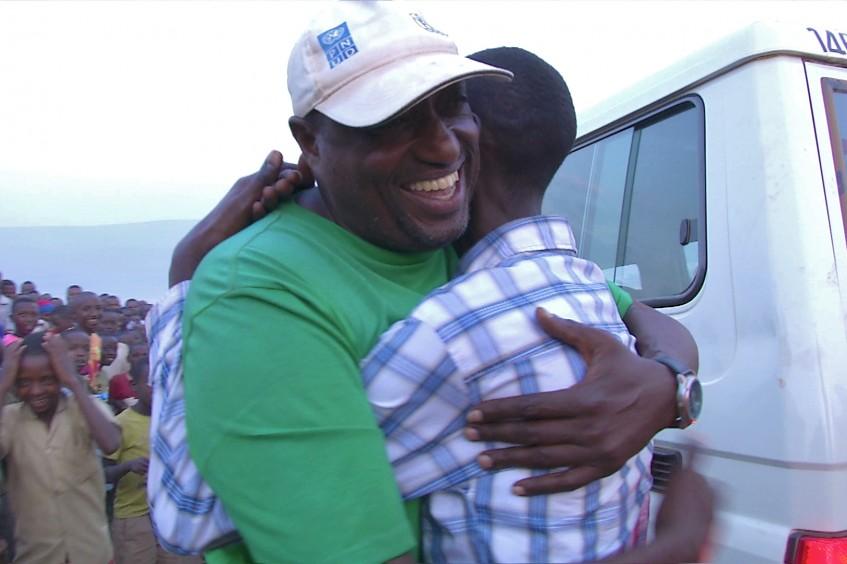 لمّ شمل عائلات بوروندية شتتتها أعمال العنف