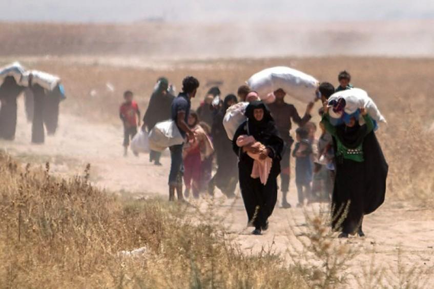 Migration : le président du CICR appelle les dirigeants mondiaux à s'attaquer aux causes profondes des déplacements de réfugiés