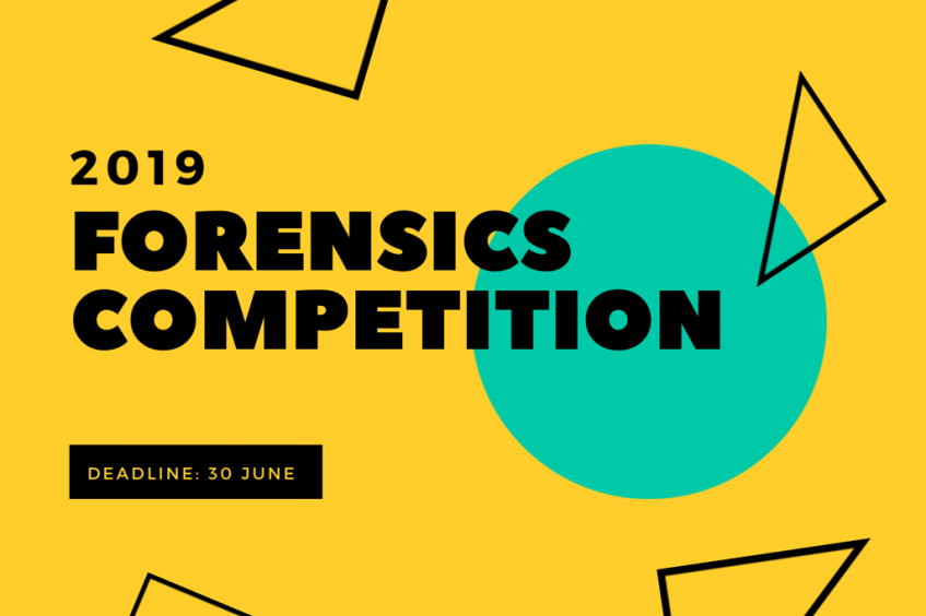 2019 forensics competition
