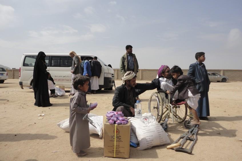اليمن: لمحة موجزة عن أنشطة اللجنة الدولية للصليب الأحمر - يناير 2019