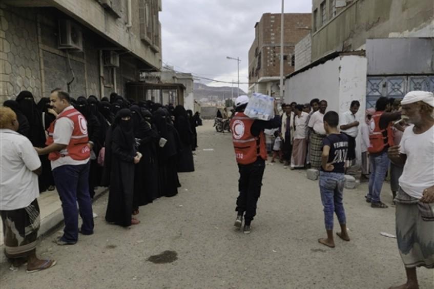 也门:达埃拉省的持续战火引发新一轮流离失所