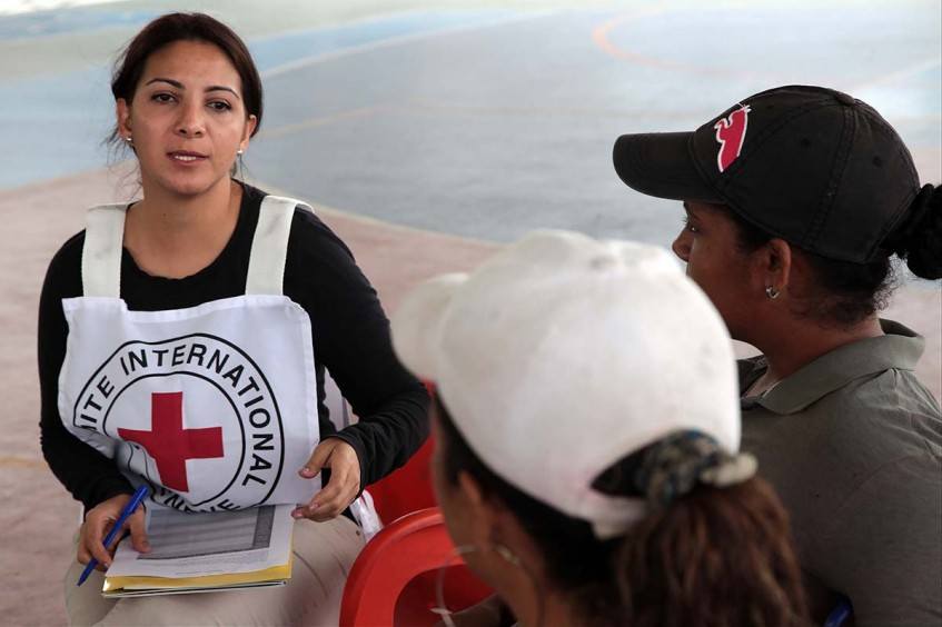 Venezuela: training in health care, humanitarian law and emergency preparedness