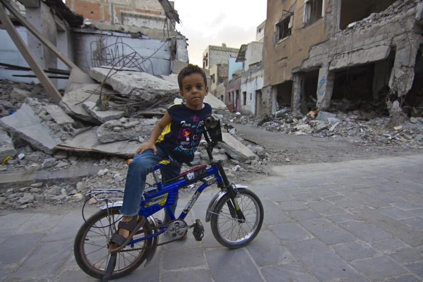 Yémen : quand la guerre détruit l'enfance