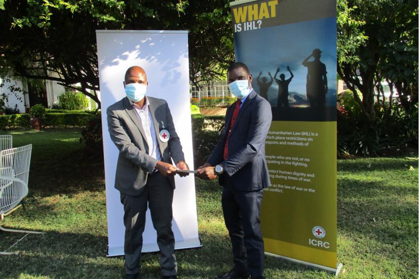 UZ law student wins ICRC International Humanitarian Law essay competition
