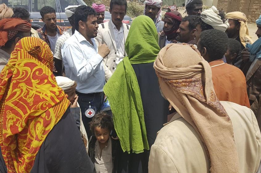 Iêmen: acordo para liberar, transferir e repatriar os detidos em relação com o conflito