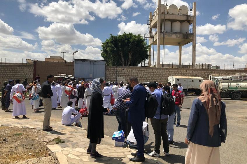 Yémen : 290 détenus libérés avec le concours du CICR