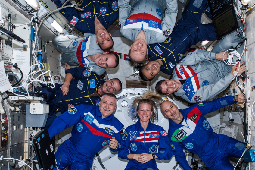"""""""We are from one big crew"""": Russian cosmonaut on what can be seen from outer space"""