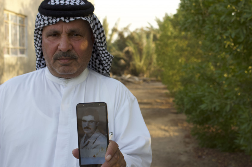 Iraqi families of missing: The wounds that do not heal