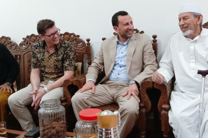 Indonesia: ICRC strengthens collaboration with religious circles