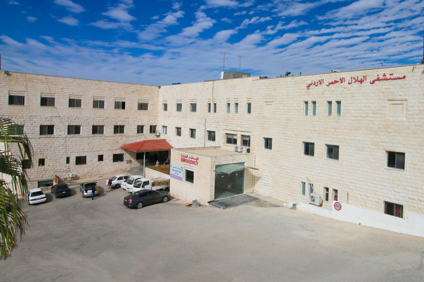 Jordan: newly-opened JRCS hospital will care for everyone including COVID-19 patients