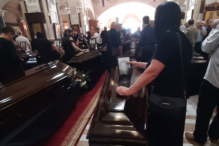 Remains of 14 people identified in connection with the 1992-1993 armed conflict in Abkhazia