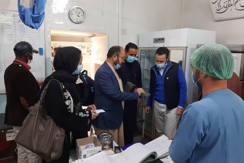 أفغانستان: وضع المستشفيات على جانبي النزاع يعكس صورة قاتمة لنظام الرعاية الصحية