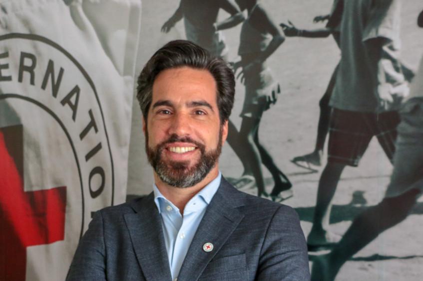 Alexandre Formisano assume chefia da Delegação Regional do CICV para o Brasil e Cone Sul