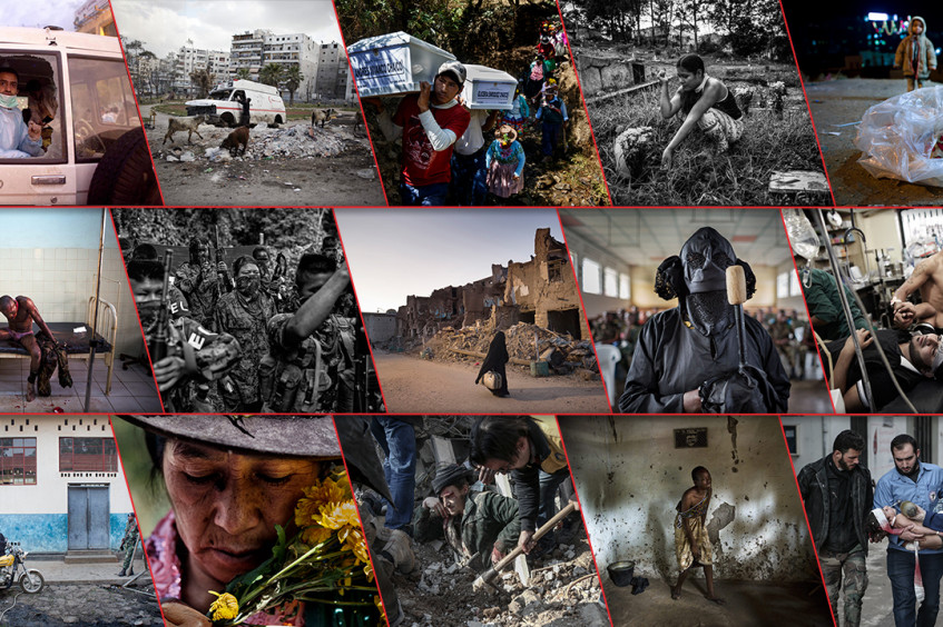 Photojournalism: call for participation for the 2021 Humanitarian Visa d'Or Award