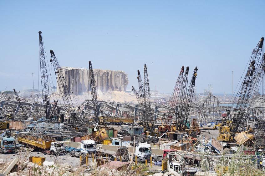 Взрыв в Бейруте: мы не бросим Ливан в беде