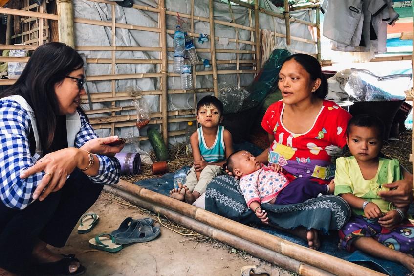 ميانمار: مخاوف من ارتفاع أعداد النازحين في راخين
