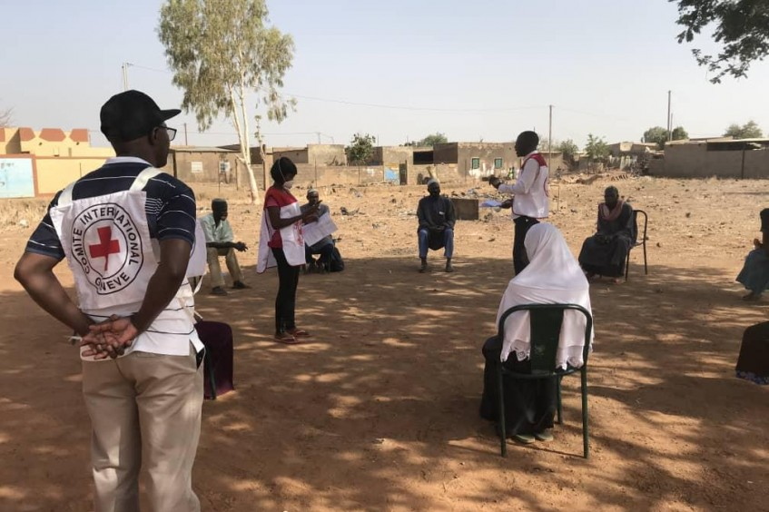 COVID-19: Dringend notwendiger Einsatz zur Abwehr lebensbedrohlicher Entwicklung in Konfliktgebieten
