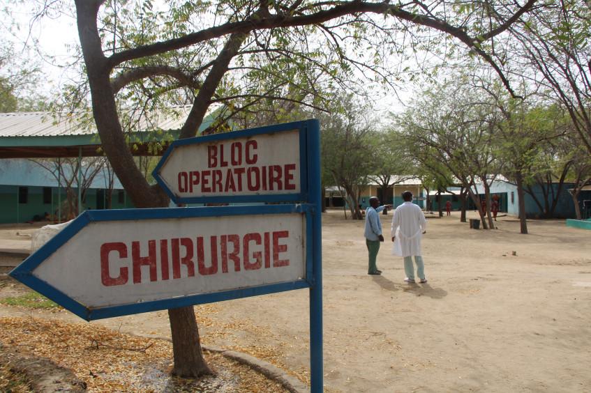 喀麦隆:马达医院成为暴力海洋中的希望灯塔