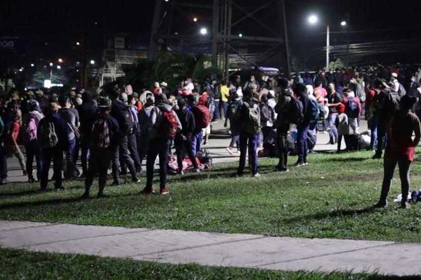 Movimiento Internacional de la Cruz Roja: brindar servicios y protección a las personas migrantes en Centroamérica es un imperativo humanitario