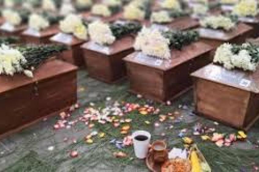 México y América Central: el adiós a un ser querido en tiempos de COVID-19
