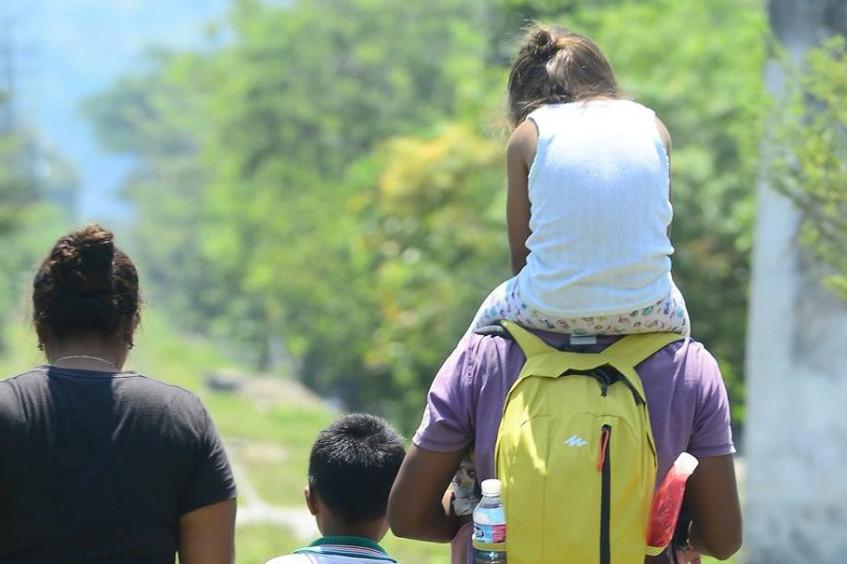 México: más de 346.945 razones para una ley de desplazamiento interno