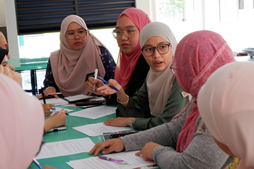 Brunei: IHL workshop opens new doors for participants