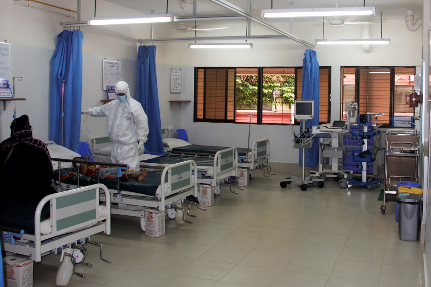 Cox's Bazar: ICRC backs emergency wing renovation catering to 100,000 patients in a year