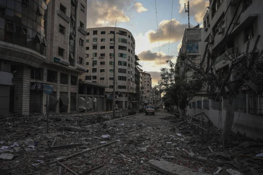 Israel y el Territorio Ocupado: la población de Gaza y de Israel necesita un respiro de las hostilidades