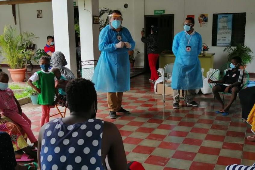 Honduras: llamado a asistir sin discriminación a todas las personas migrantes en medio de la pandemia COVID-19